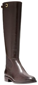 Cole Haan Equestrian Brown Boots