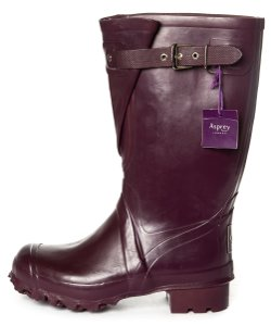 Asprey purple Boots