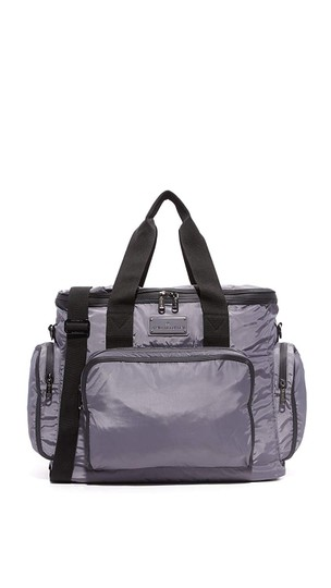 adidas By Stella McCartney Yoga Lululemon Nike Alo Tote in Gray Image 1