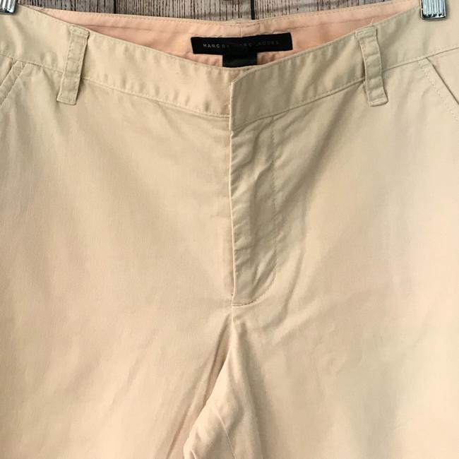 Marc Jacobs Casual Straight Pants Dark Beige Image 1