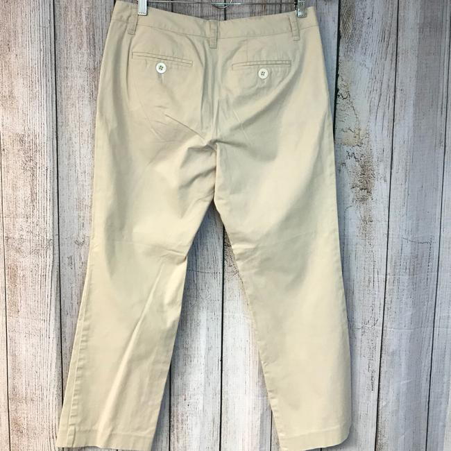 Marc Jacobs Casual Straight Pants Dark Beige Image 2