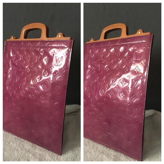 Louis Vuitton Tote in Purple Image 1