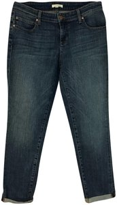 Eileen Fisher Jeans Capris Blue