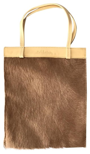 Preload https://img-static.tradesy.com/item/23706057/mini-camel-colored-calf-hair-with-cream-handles-and-top-edge-leather-tote-0-1-540-540.jpg
