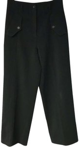Ivan Grundahl Straight Pants Black