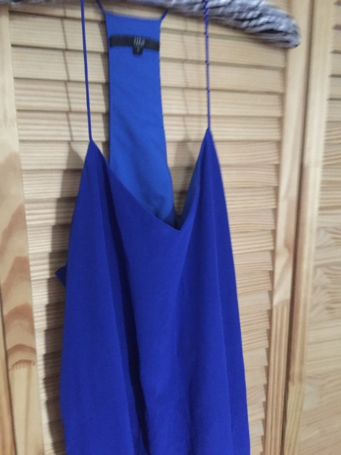 Tibi Neiman Marcus Saks Bergdorf Goodman Barneys New York Top Blue Image 10