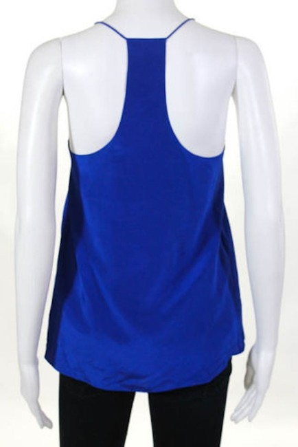 Tibi Neiman Marcus Saks Bergdorf Goodman Barneys New York Top Blue Image 2
