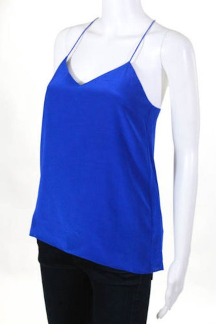 Tibi Neiman Marcus Saks Bergdorf Goodman Barneys New York Top Blue Image 4
