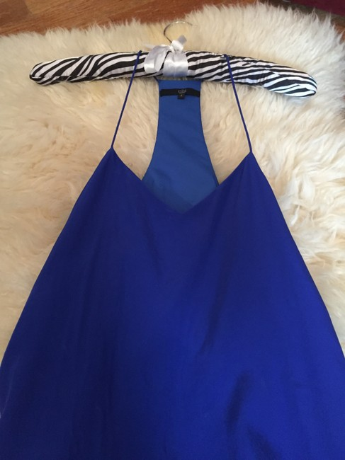 Tibi Neiman Marcus Saks Bergdorf Goodman Barneys New York Top Blue Image 6