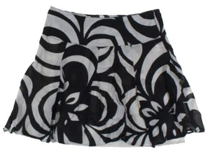 Mossimo Supply Co. Maxi Skirt Black and white