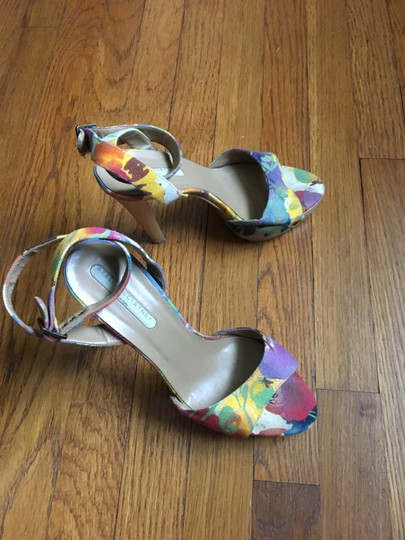 Stella McCartney Canvas Multicolored Sandals Image 2