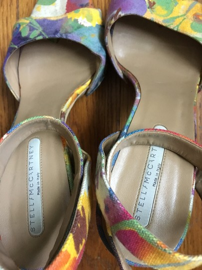 Stella McCartney Canvas Multicolored Sandals Image 5