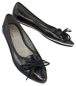 Fred Perry Black Friday Patent Leather Flats
