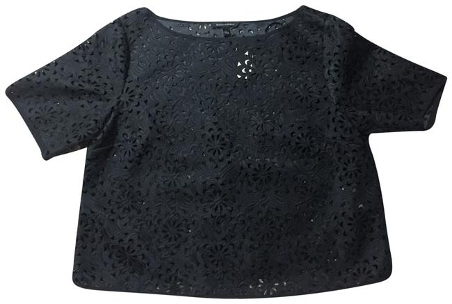 Preload https://img-static.tradesy.com/item/23706498/banana-republic-black-lace-cut-out-blouse-size-12-l-0-1-650-650.jpg