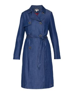 Ted Baker Bowee Cbn Mac Trench Coat