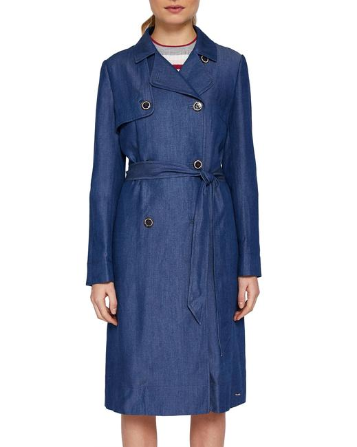 Ted Baker Bowee Cbn Mac Trench Coat Image 1