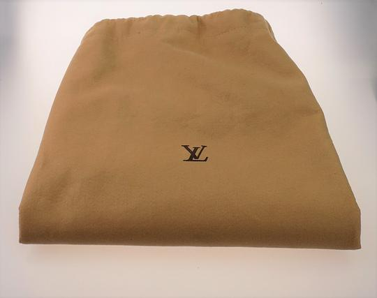 Louis Vuitton Monogram Carry On Overnight Pouch Brown Travel Bag Image 7