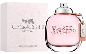 Coach COACH NEW YORK by Coach perfume for women EDT 3.0 oz