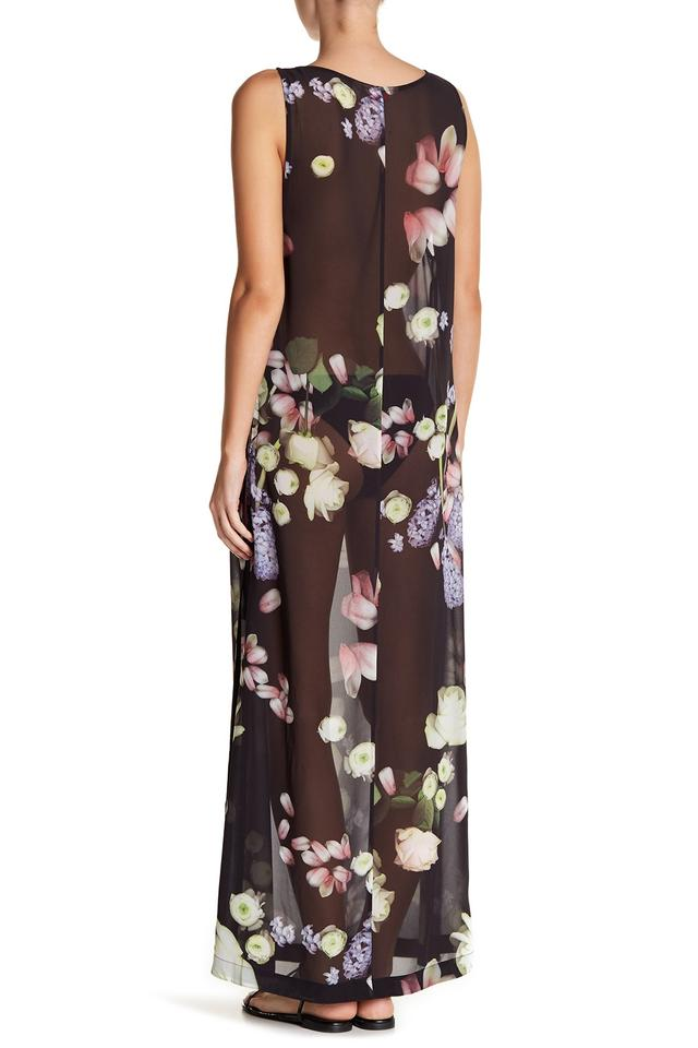 44a23cf42e Ted Baker Ted Baker Joyra Kensington Floral Beach Cover Up Size L Image 2.  123