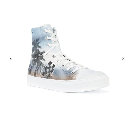 Preload https://img-static.tradesy.com/item/23707220/blue-distressed-sunset-palm-canvas-sneakers-sneakers-size-eu-42-approx-us-12-regular-m-b-0-0-540-540.jpg