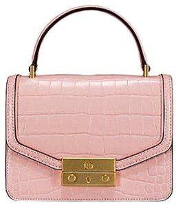 Tory Burch Satchel in Clay pink