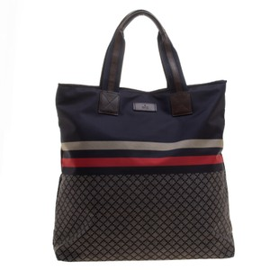 Gucci Nylon Tote in Blue