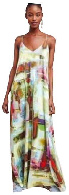 Item - Multicolor Nm71275 Long Casual Maxi Dress Size 6 (S)
