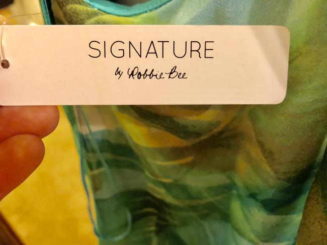 Signature by Robbie Bee Cruise Wear Vacation Dress Image 9