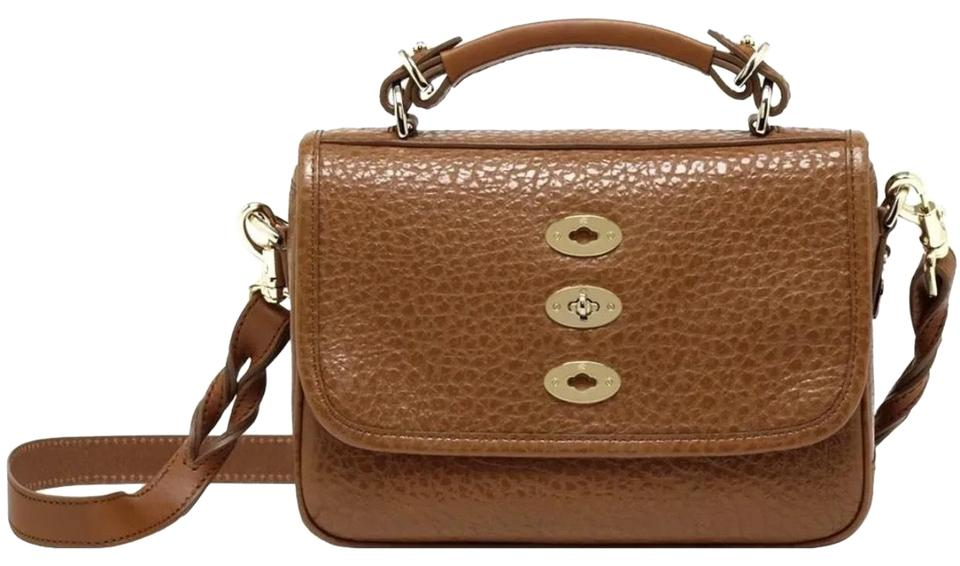 Body Bag Mulberry Shiny Handbag Oak Cross New Grain Bryn w0w8pU