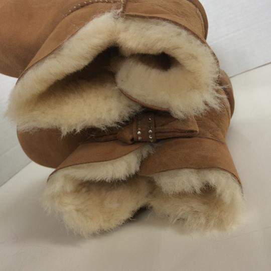 UGG Australia New With Tags Chestnut Boots Image 5