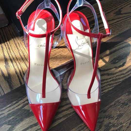 Christian Louboutin red Pumps Image 3