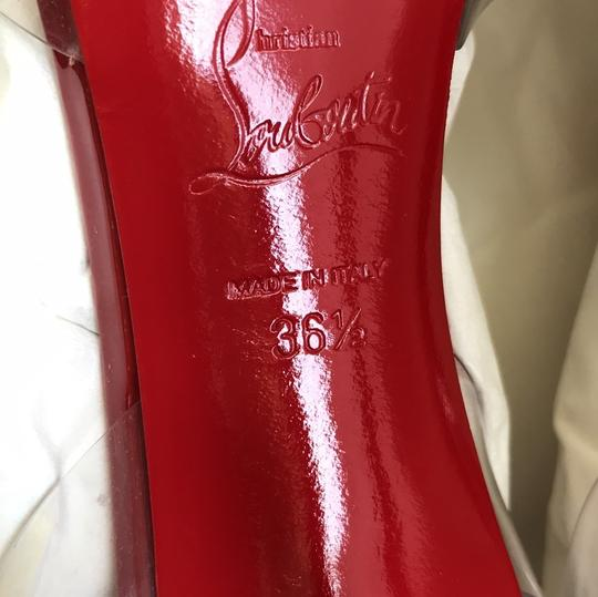Christian Louboutin red Pumps Image 10