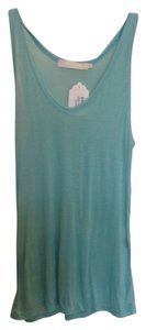 Kain Label Breathable Soft Top Light Blue/Turquoise