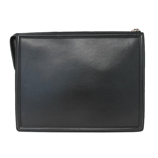 Chanel Led Black Clutch Image 1