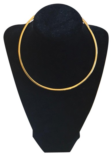Preload https://img-static.tradesy.com/item/23710148/eddie-borgo-gold-enamel-collar-necklace-0-1-540-540.jpg