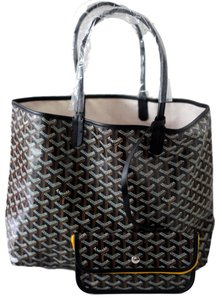 Goyard Gucci Paris Gg Tote in Black