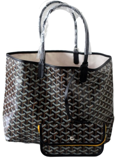 Preload https://img-static.tradesy.com/item/23710153/goyard-saint-louis-st-louis-pm-black-coated-canvas-tote-0-0-540-540.jpg