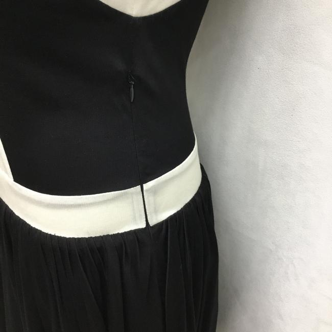Balmain Black And White Sleeveless with Gold Buttons Short Casual Dress Size 4 (S) Balmain Black And White Sleeveless with Gold Buttons Short Casual Dress Size 4 (S) Image 6