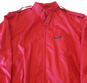 Members Only Red Jacket