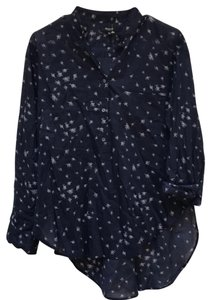 Madewell Top navy