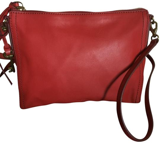 Preload https://item1.tradesy.com/images/fossil-emma-ew-red-genuine-leather-cross-body-bag-23710840-0-1.jpg?width=440&height=440