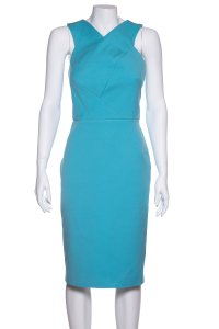Roland Mouret short dress Aqua on Tradesy