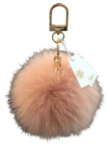 Tory Burch Pom Pom bag charm