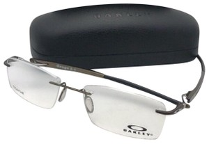 46ea6adabc Oakley New OAKLEY Eyeglasses GAUGE 3.1 OX5126-0252 52-18 137 Pewter Rimless