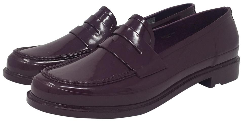 195e02fc167 Hunter Penny Loafers Flats Size US 10 Regular (M