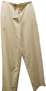 Lemaire Trouser Pants Cream
