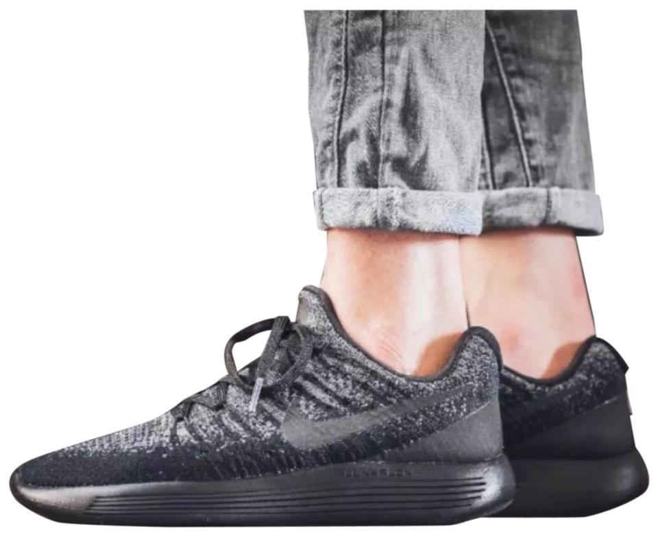 Nike Women's Lunarepic Low Flyknit 2 Sneakers. The Plush Contoured So Midsole Is Super Flexible So Contoured It Moves with You While Sneakers 28f422