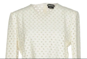 Tom Ford Top Ivory