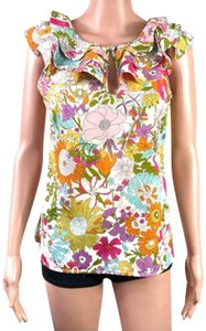 Liberty of London for Target Top Green/Yellow