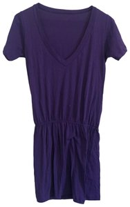 LNA short dress Purple on Tradesy